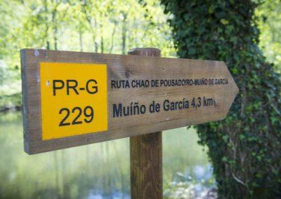 Ruta Pousadoiro Muín de García